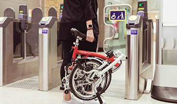 6 Places You Can Take Your Brompton, Brompton Bicycle