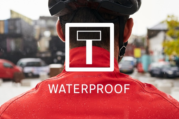Brompton City Apparel - Waterproof key feature